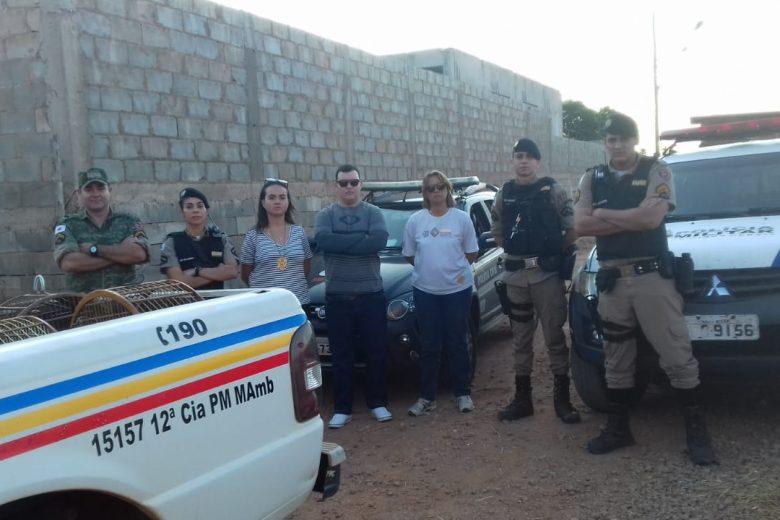 Polícias Militar, Civil e Ambiental prendem suspeito de ser autor de áudios ameaçadores em Monlevade