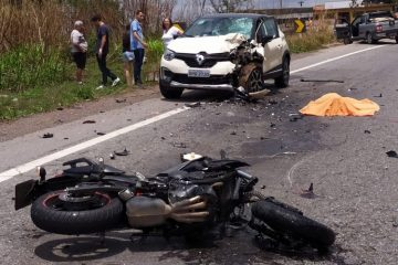 Motociclista morre em acidente na BR-381  – Atualizada
