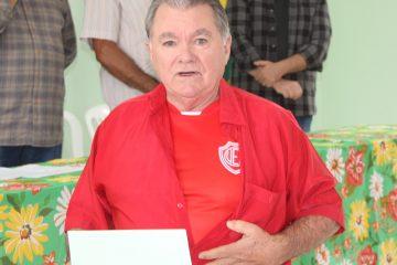 João Mário de Brito é candidato único à presidência do Valério