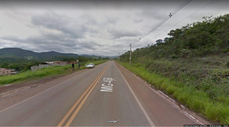 Itabirano é socorrido com traumas após ser atropelado em Barão de Cocais