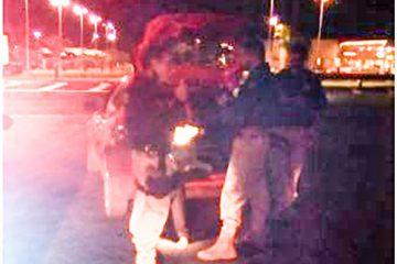 Motorista embriagado erra caminho, cruza divisa entre Goiás e Minas na contramão e é preso pela PRF