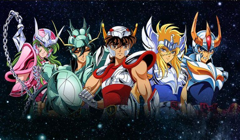 Anime 'Os Cavaleiros do Zodíaco' está disponível na Netflix