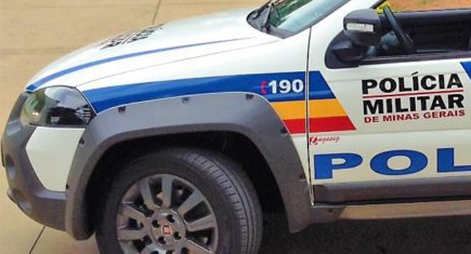 Ladrões encapuzados roubam pousada em Catas Altas