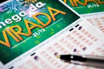 Começam as apostas para a Mega da Virada e prêmio pode chegar a R$ 300 milhões