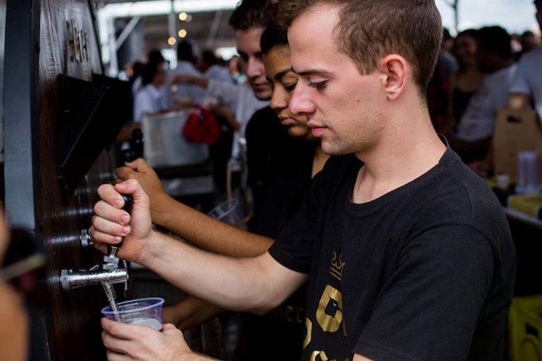 Prussia Bier comemora 5 anos com festa na fábrica, open bar e churrasco