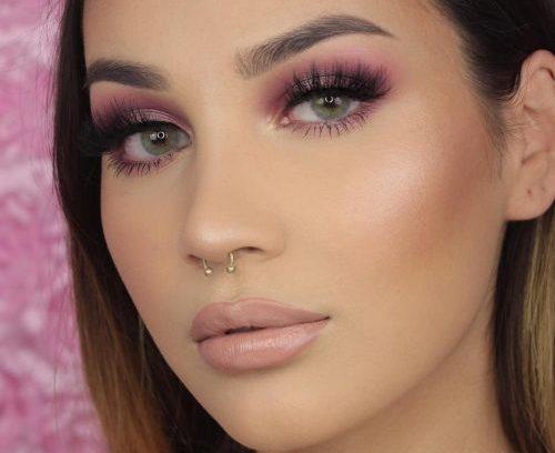 Maquiagem rosa: conheça essa tendência e veja como fazê-la