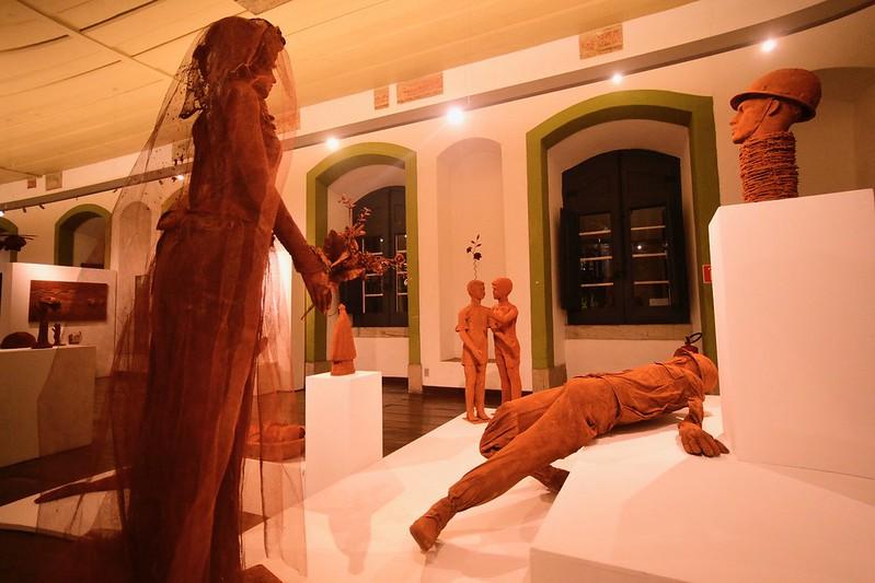 Instalação LAMA de Roberto Sussuca permanece em Ouro Preto até dezembro