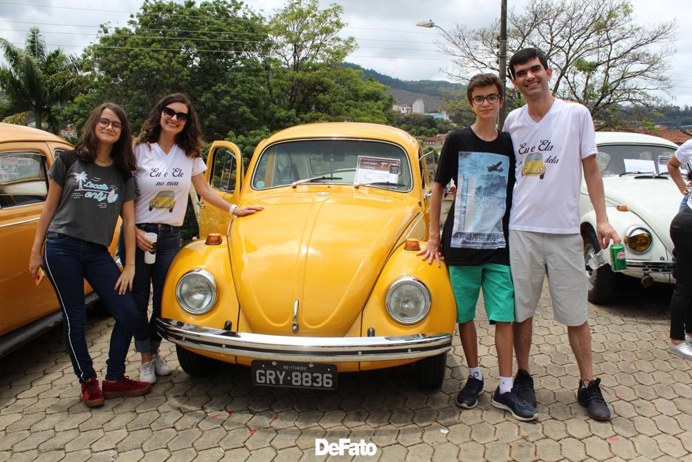 3º Encontro de Carros Antigos de Itabira