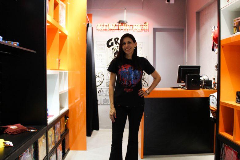 Loja Piticas chega a Itabira com marcas oficiais do mundo geek