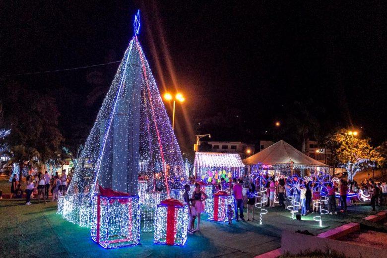 Decoração de Natal em Itabira será inaugurada no fim de novembro