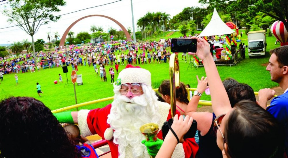 CDL Itabira promove a chegada do Papai Noel na próxima semana - DeFato Online