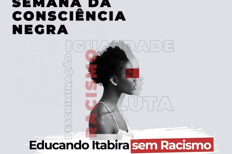 Palestras e intervenções culturais marcam Semana da Consciência Negra em Itabira