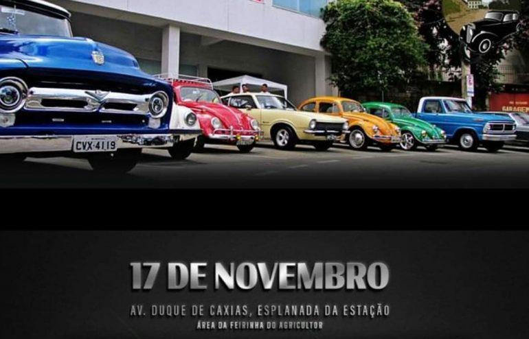3º Encontro de Carros Antigos acontece em Itabira neste domingo - DeFato Online