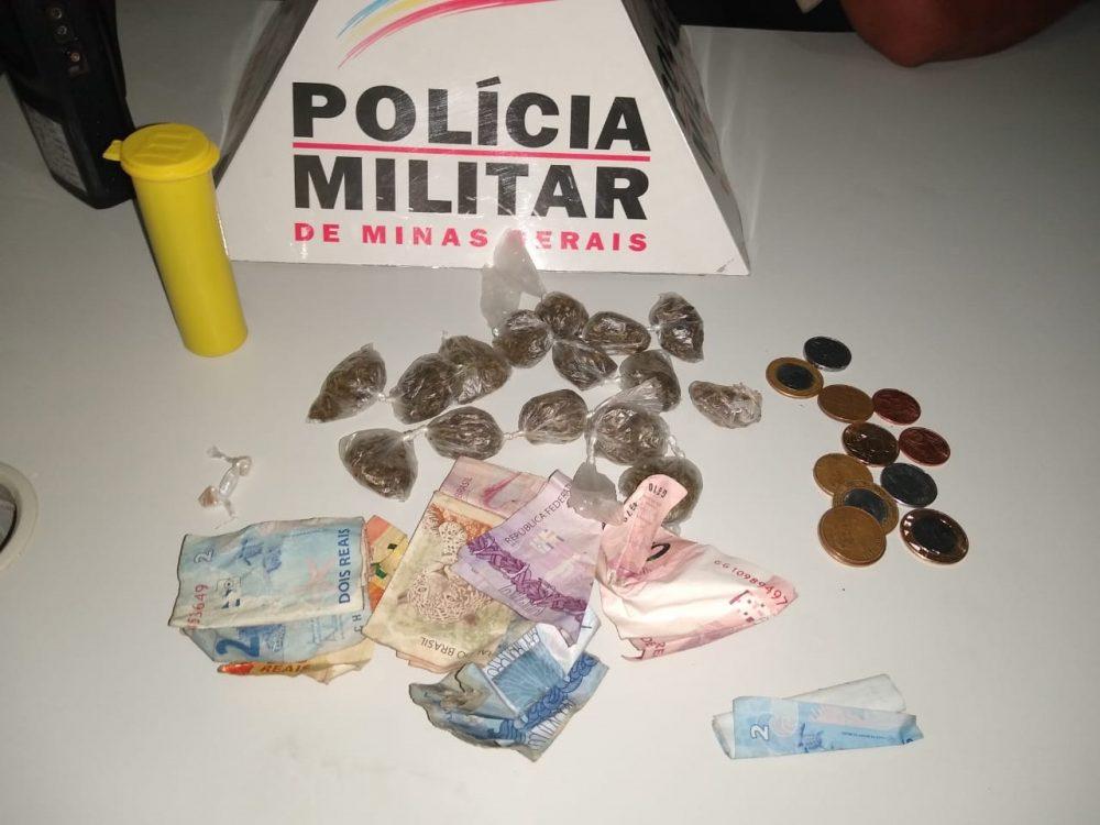 Seis são presos durante ocorrência de tráfico de drogas em Itabira - DeFato Online