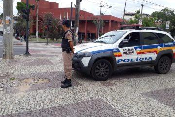 PM reforça segurança em Itabira e região durante Operação República