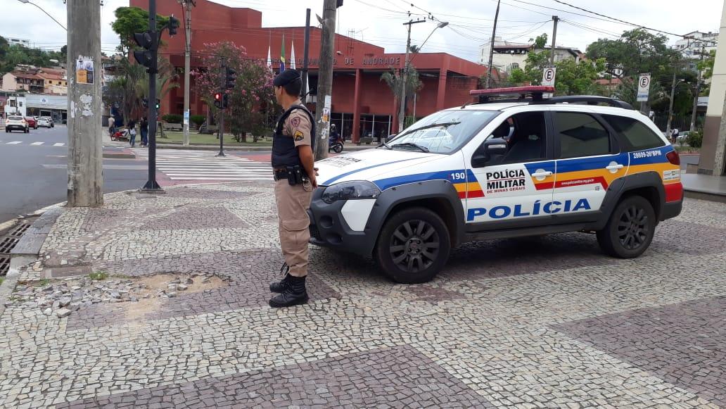 PM reforça segurança em Itabira e região durante Operação República - DeFato Online