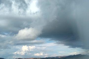 Previsão do tempo: terça-feira será de chuva em Itabira