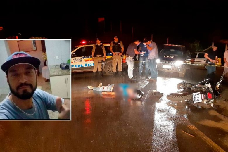 Mototaxista morto a tiros na estrada 105 pode ter sido vítima de tocaia