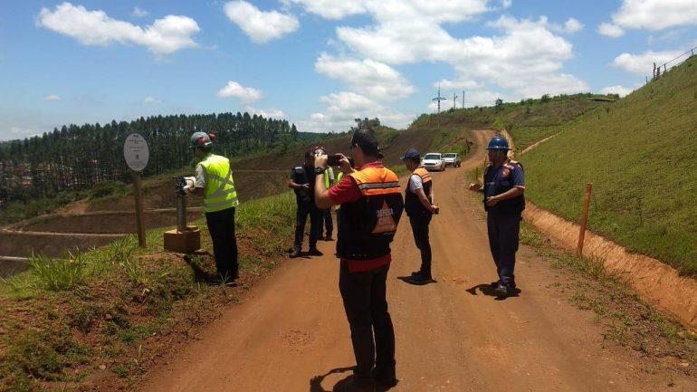 ANM fiscaliza barragens após abalos sísmicos na região de Ouro Preto e Congonhas
