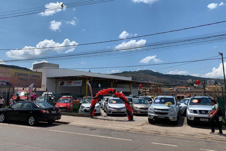 Prime Automóveis: veículos zero km e seminovos em Itabira