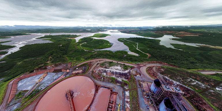 Barragem da Anglo American em Conceição prestes a ser autorizada a funcionar 9 metros mais alta