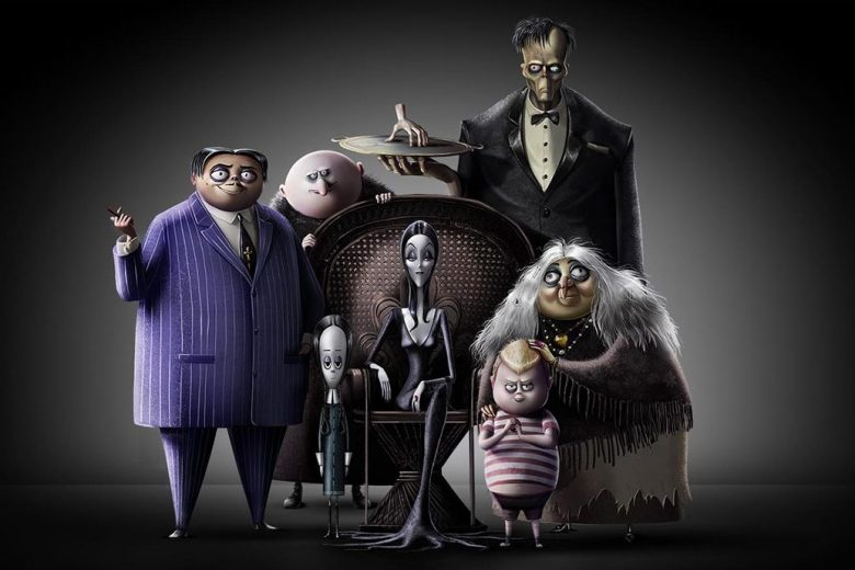 Espaço Cinemax: Família Addams