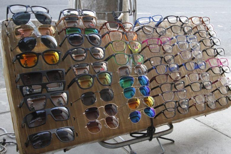 Óculos de sol baratos podem ser um péssimo negócio para a visão