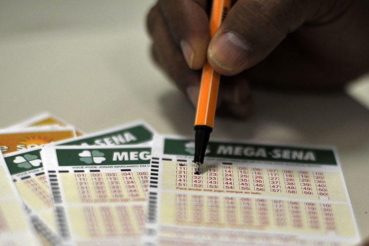 Mega-Sena sorteia hoje prêmio acumulado de R$ 6,5 milhões