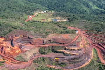 Expansão da mina do Baú, em Barão de Cocais, volta à pauta nesta terça