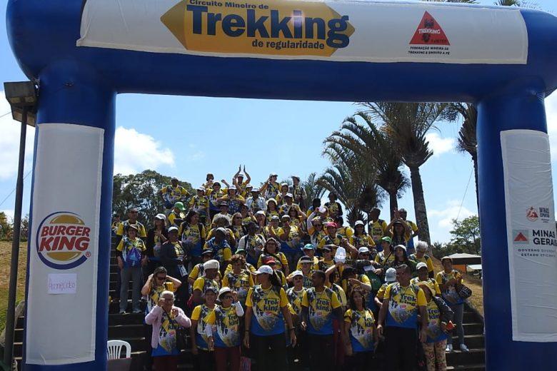 Santa Maria de Itabira recebe Circuito Mineiro de Trekking gratuito