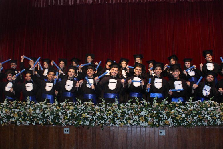 FIDE celebra mais um ano de conquistas acadêmicas de seus alunos