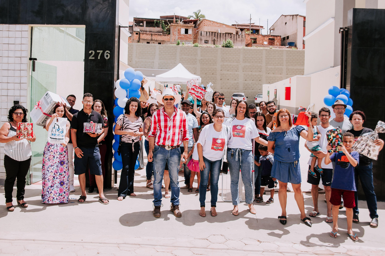 Campanha Natal de Casa Nova MD Predial (Itabira, Santa Bárbara, Caeté e Manhuaçu)
