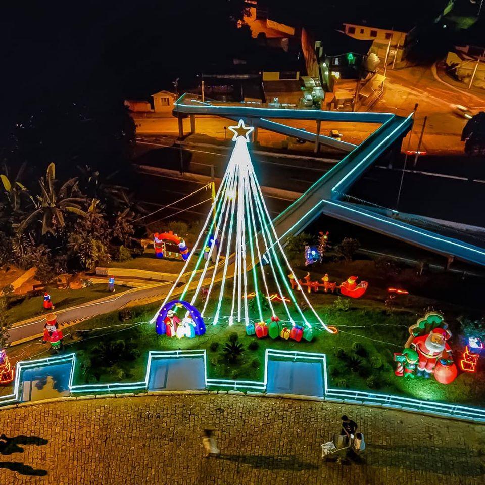 Voluntários se unem e criam o Natal de Luz em Nova Era. Confira o vídeo!