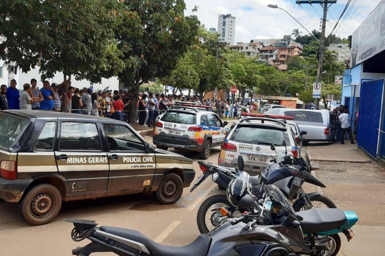 Homem é assassinado na avenida das Rosas nesta sexta