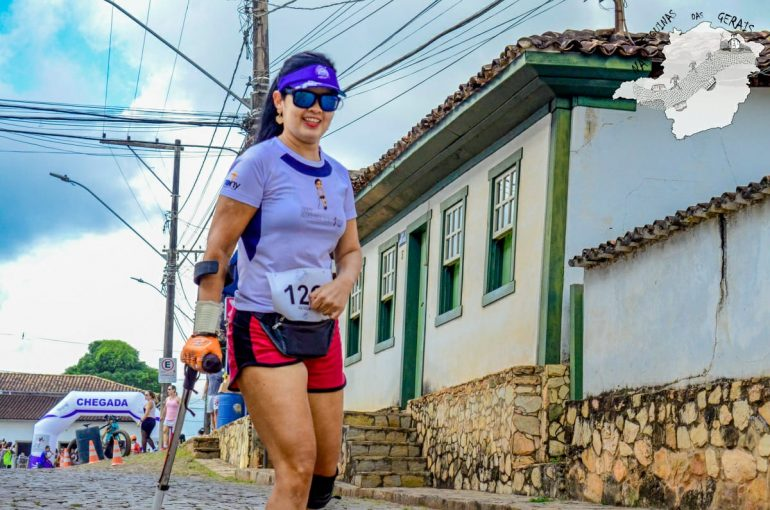 Após aneurisma, atleta dá exemplo de superação e completa Volta da Pampulha