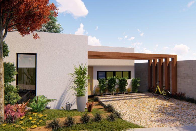 Loteamento Vale do Sol apresenta projetos com casas a partir de R$ 169 mil em Itabira