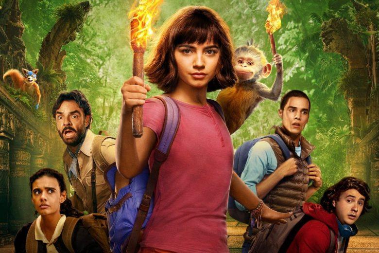 """""""Dora e a cidade perdida"""" estreia no Espaço Cinemax Itabira"""