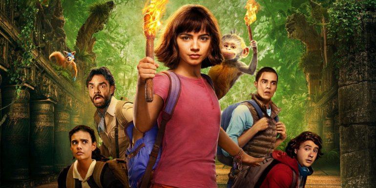 """Espaço Cinemax: """"Dora e a cidade perdida"""""""