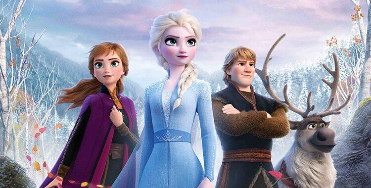 Frozen 2 bate recorde de bilheteria nos EUA