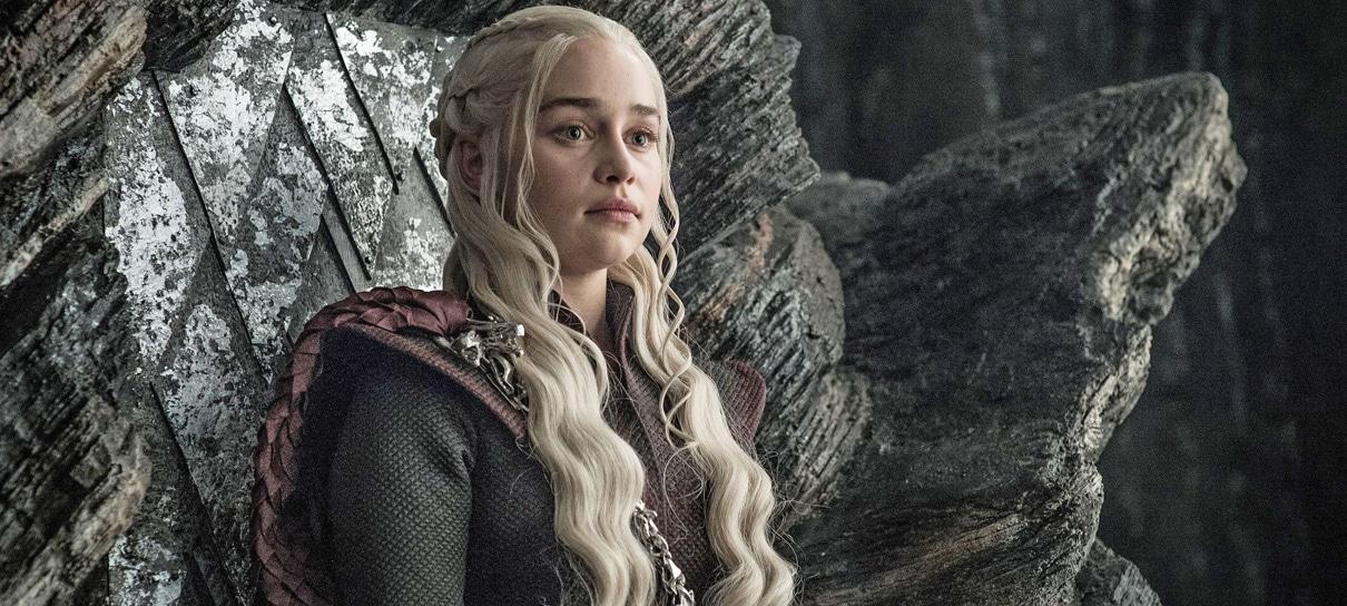 Game of Thrones foi a série mais buscada no Google em 2019