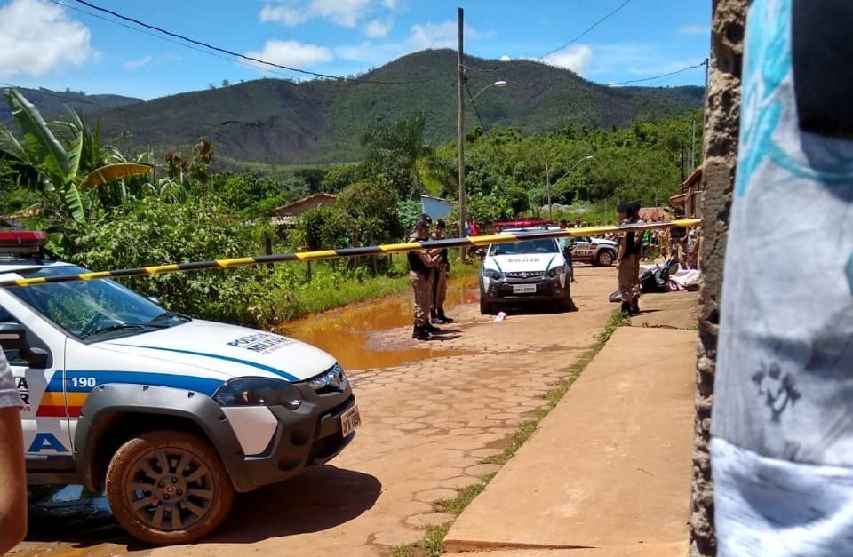 Natal começa com homicídio em Barão de Cocais