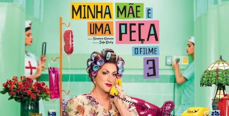 """Espaço Cinemax: """"Minha Mãe é uma Peça 3"""""""