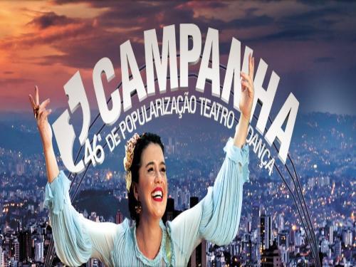 46ª Campanha de Popularização do Teatro e da Dança