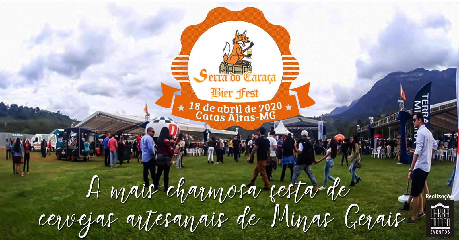 Bier Fest Serra do Caraça 2020