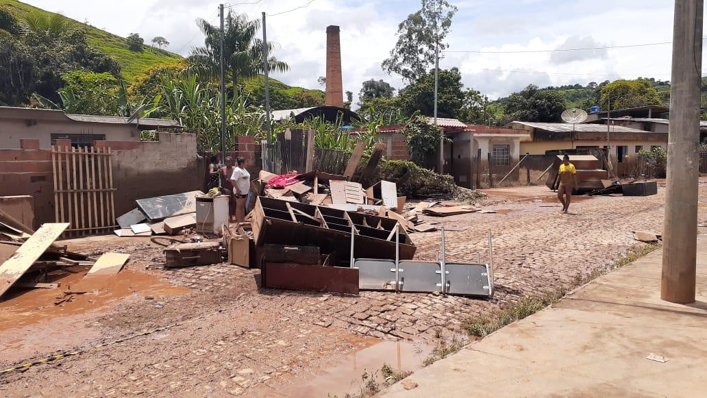 Oito cidades na região decretam situação de emergência e calamidade pública