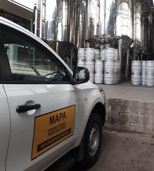 Backer terá que recolher todas as cervejas comercializadas desde outubro de 2019