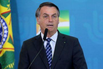 Pagamento do auxílio de R$ 600 deve começar na semana que vem, diz Bolsonaro