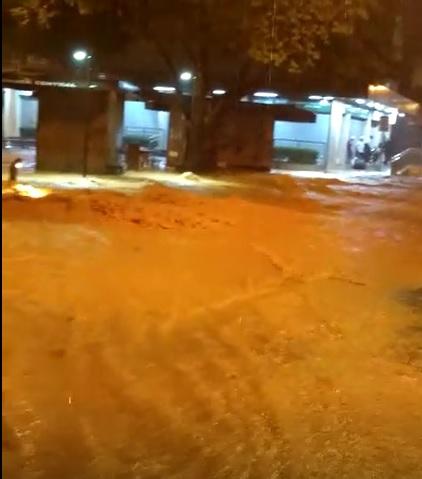 Mais do mesmo: Monlevade amanhece com lama e muitos estragos após forte chuva