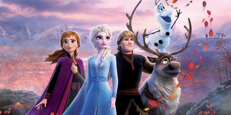 Espaço Cinemax: Frozen 2