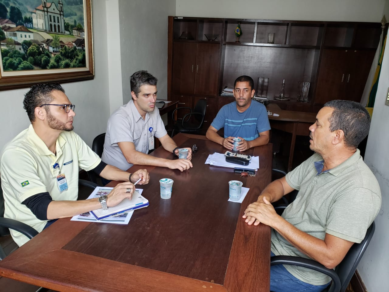 Governo de Catas Altas volta a cobrar contratação de munícipes pela Samarco